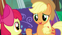 "Applejack ""if we did it every weekend"" S7E16"