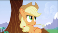 Applejack chewing on straw S02E03.png