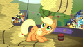Applejack positions herself S5E6.png