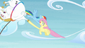 Bulk and Fluttershy gets flung away S4E10.png