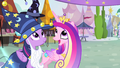 Cadance 'Magic health bubble' S4E11.png