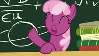 "Cheerilee ""the students just love it"" S7E23"