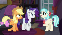 Coco Pommel -they chafe my calves when I walk- S5E16