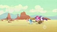 Desert chase S2E14