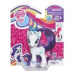 Explore Equestria Rarity Hairbow Single packaging