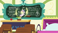Flurry Heart teleports up to the chalkboard S7E3.png