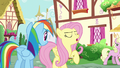 """Fluttershy """"Zephyr's my brother, and I love him"""" S6E11.png"""
