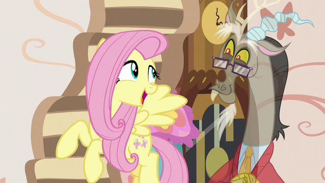 """File:Fluttershy """"that would actually chase you!"""" S7E12.png"""