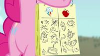 O placar da Pinkie Pie T4E03