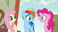 "Pinkie Pie ""me, neither!"" S9E6"