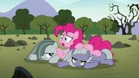 Pinkie Pie -I really owe Mudbriar an apology- S8E3