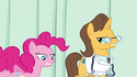 Pinkie Pie animation error cut leg S2E16