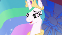 Princess Celestia -my duties were harder- S7E10
