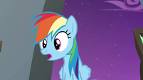 Rainbow --what could be wrong--- S6E7