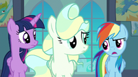 """Rainbow Dash """"able to fly without you"""" S6E24"""