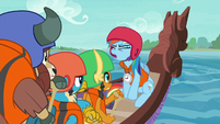 "Rainbow Dash ""leader of my activity"" S8E9"