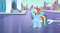 Rainbow Dash 'Uh' S3E2