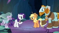 "Rarity ""they simply work for us"" S7E26"
