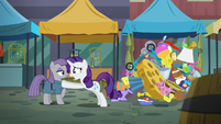 Rarity --you have to tell me!-- S6E3