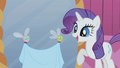 Rarity delighted by helpful parasprites S1E10.png