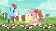 S06E18 Fluttershy upada już na pierwszej przeszkodzie