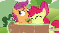 "Scootaloo ""you wanna come"" S7E7"