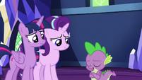 Spike -while I get ice cream- S7E15