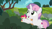 "Sweetie Belle ""twenty-three different shades"" S8E6"