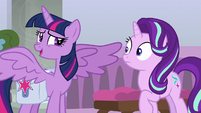 "Twilight ""I should just close the school"" S8E25"