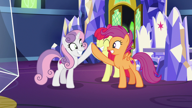 File:Adult Crusaders share a real high hoof S9E22.png