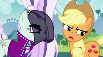 "Applejack ""I'm not jealous of that"" S5E24"