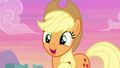 """Applejack """"it's gonna be a good day!"""" S6E14.png"""