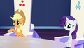 "Applejack ""not exactly clear on all the customs"" S6E1.png"