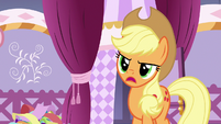 Applejack -you're kiddin', right-- S7E9