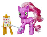Explore Equestria Cheerilee Teaching poseable figure