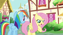 Fluttershy --never learned to do anything-- S6E11