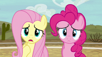 Fluttershy --why were we so terrible before--- S6E18