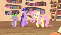Fluttershy excited S4E11.png
