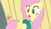 Fluttershy scared all over again S4E14
