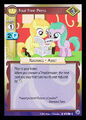 Foal Free Press card MLP CCG.jpg
