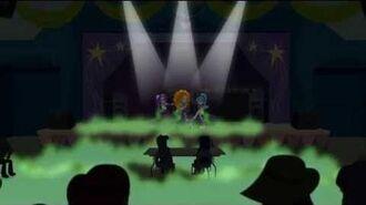 MLP EG - Rainbow Rocks Music Under Our Spell HD