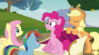 Pinkie Pie 'This is perfect' S3E3