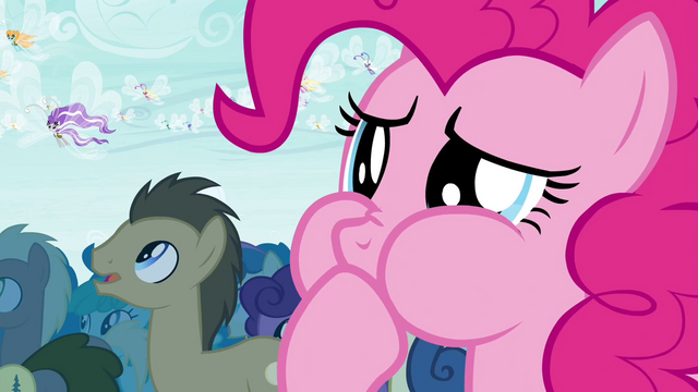 File:Pinkie Pie plugging her mouth S4E16.png