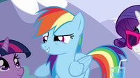 Rainbow 'I'm not nervous' S3E7