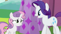 Rarity --of course we are, darling-- S6E14