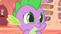 Spike crying S1E24
