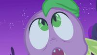 Spike sees the ursa minor S1E06