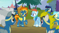 """Spitfire """"really didn't want to miss the chance"""" S6E7"""