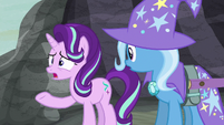 Starlight Glimmer --forced them all to hide-- S6E25