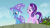 Starlight Glimmer -we're not leaving you!- S7E17